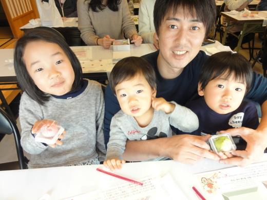 和菓子手作り体験 2017年2月18日