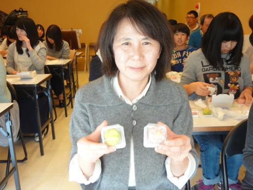 和菓子手作り体験 2017年3月17日