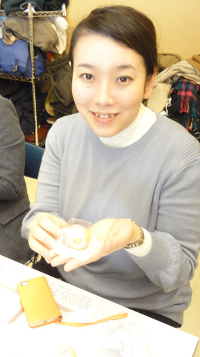 和菓子手作り体験