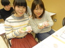 和菓子手作り体験 2017年3月11日