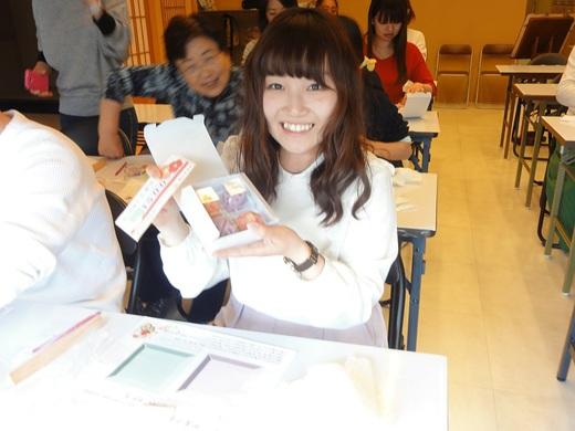 和菓子手作り体験 2017年5月1日