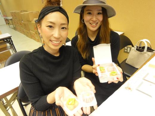 和菓子手作り体験 2017年10月2日