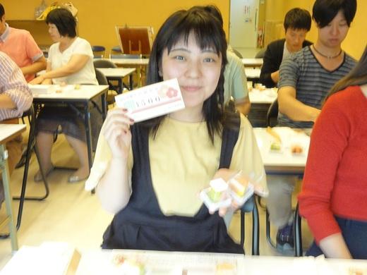 和菓子手作り体験 2017年10月19日
