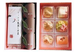秋の和菓子膳